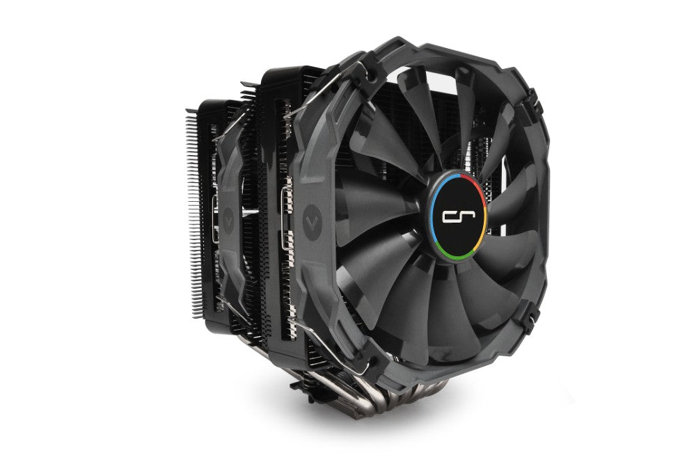 Cryorig R1 Ultimate CR-R1A Dual Tower CPU Heatsink with 2xXF140 fans
