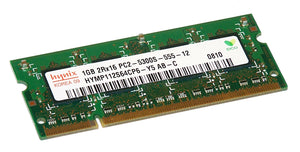 1GB DDR2 SODIMM 200pin PC2-5300 667MHz CL5 Nanya NT1GT64U8HB0BN-3C