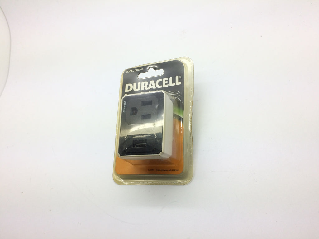 DURACELL SINGLE OUTLET TA, DU6249