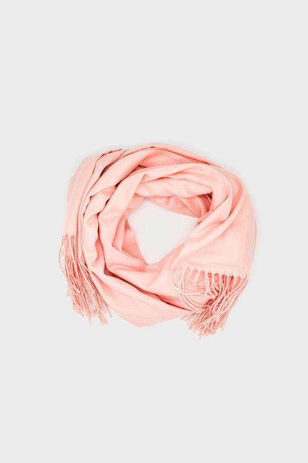 Le Foulard Rose Pastel ISAL LABEL