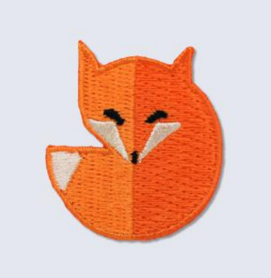 Patch à Fer - Renard