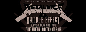 Metallica Tribute by Damage Effect!