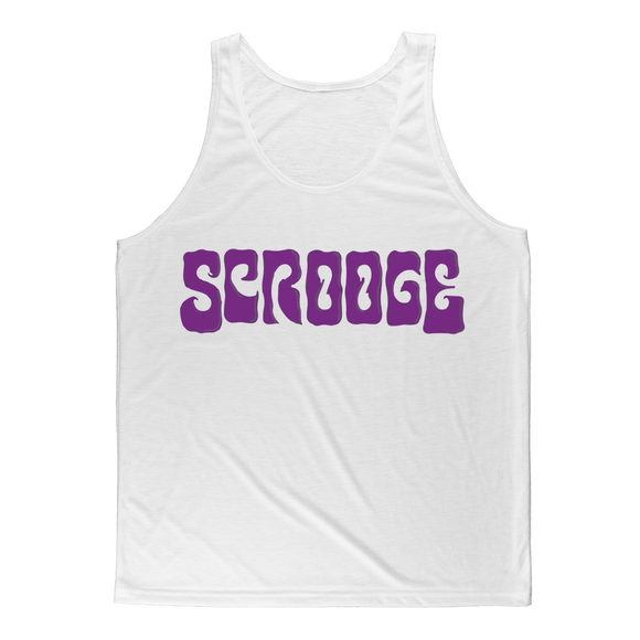 SCROOGE Classic Sublimation Adult Tank Top