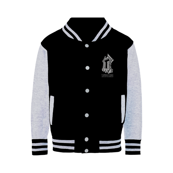 Tombstone Entertainment Range Varsity Jacket