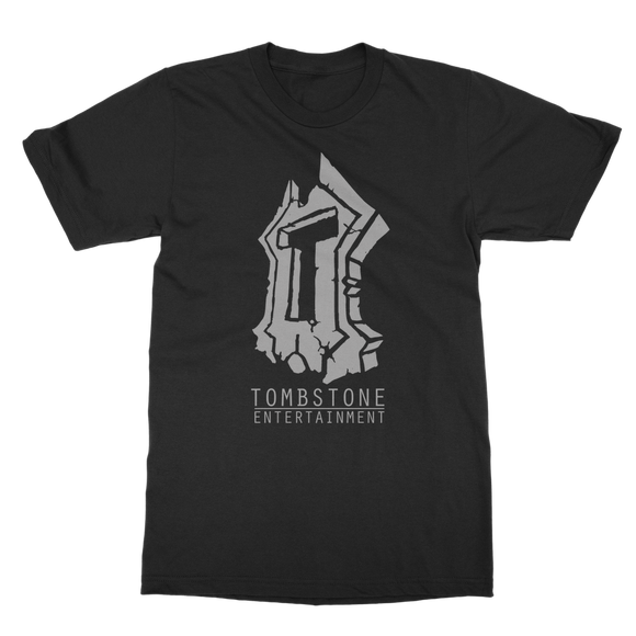 Tombstone Entertainment Range Classic Adult T-Shirt