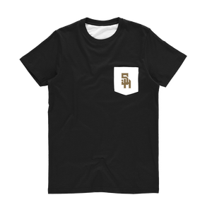 Stonehurst Gold Range Classic Sublimation Pocket T-Shirt