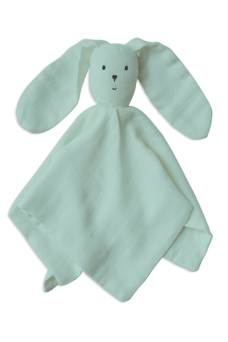 Weego Bamboo Lovie/ Comforter - Soft Mint