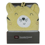 Weego Colourplay Hooded Towel - Tiger