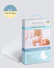 Airwrap Mattress Protector - Cot