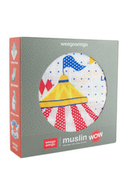 Weego Muslin 1pk Prints WOW - Showtime