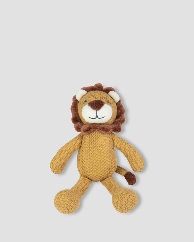 TLLC Pearl Knit Toy - Lion