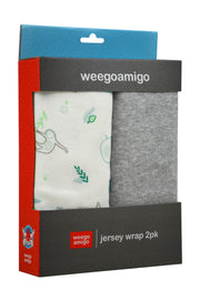 Weego Jersey Wrap 2Pk - Stompy