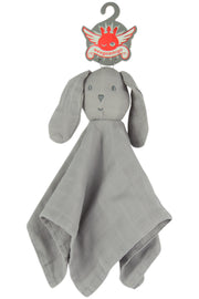 Weego Bamboo Lovie/ Comforter - Soft Grey