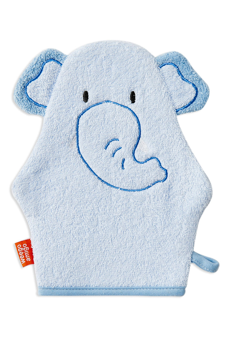 Weego Colourplay Bath Mitt - Elephant