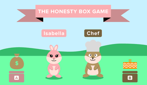 The True Love Guide Relationships Overcome Fear Honesty Box Game Betrayal Courage Isabella Bunny 38