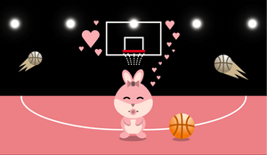 The True Love Guide Relationships Toddler Basketball Empathy Isabella Bunny 28