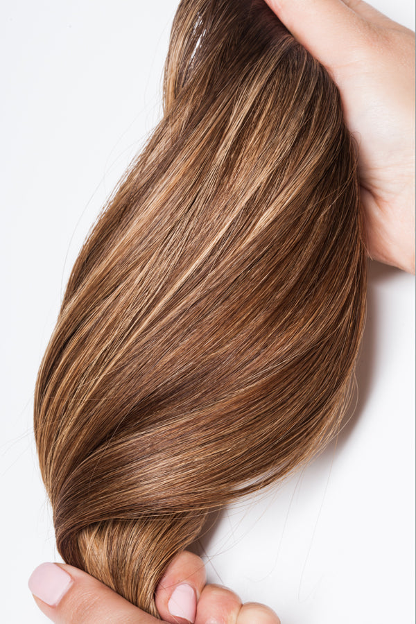 Tape hair extension (colour 4(2) | R4/27/29)