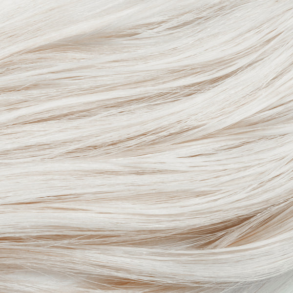 Tape Hair Extension in Platinum