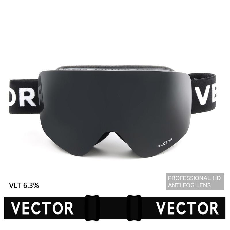 HD Vector Anti-Fog Goggles