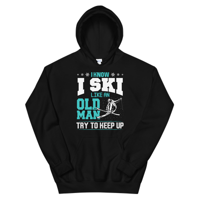 Try To Keep Up Hoodie