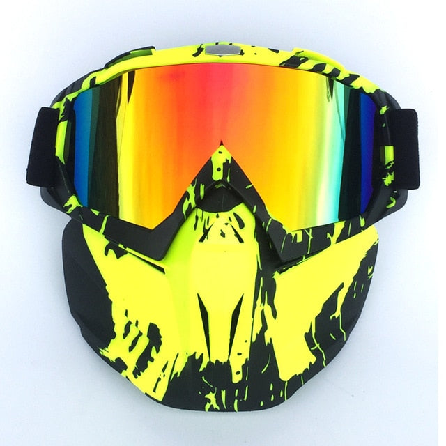 Winter Sport Radical Mask
