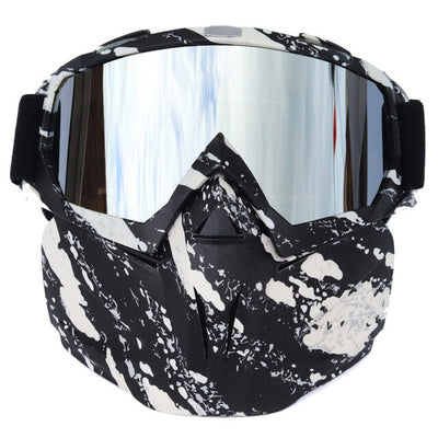 Winter Sport Vortex Mask