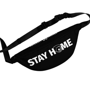 STAY HOME Fanny Pack - Homebody Friends