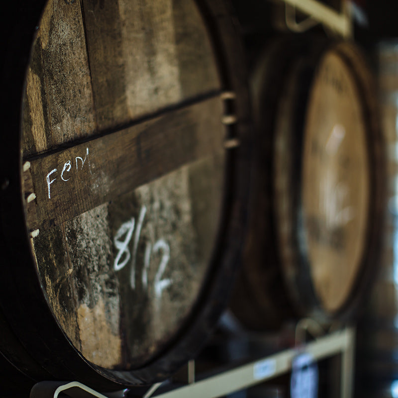 Sonoma Distilling Casks