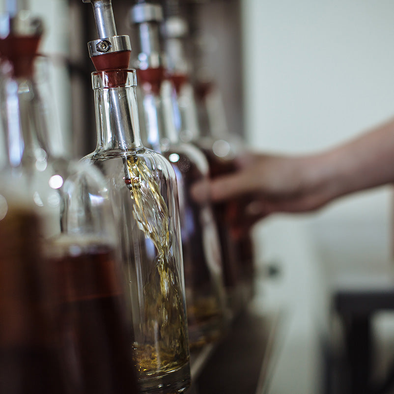 Sonoma Distilling Company Bottling