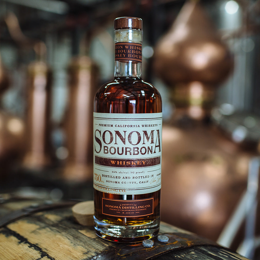 Sonoma Bourbon Whiskey FAQ