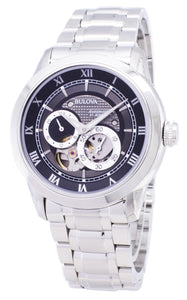 Bulova Automatic BVA Series Dual Aperture Dial 96A119 Men's Watch