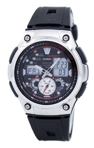 Casio Analog Digital Youth Series Illuminator AQ-190W-1AVDF AQ190W-1AVDF Men's Watch