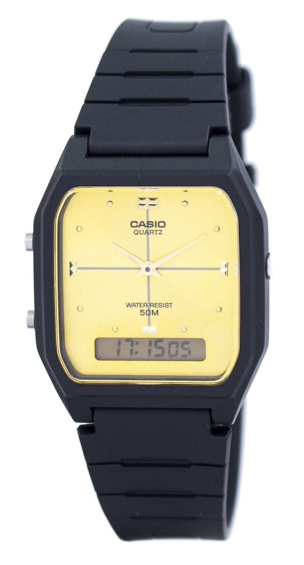 Casio Analog Digital Quartz Dual Time AW-48HE-9AVDF AW48HE-9AVDF Men's Watch