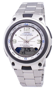 Casio Analog Digital Out Gear Fishing Illuminator AW-82D-7AVDF AW82D-7AVDF Men's Watch