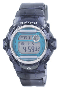 Casio Baby-G Shock Resistant Alarm Digital BG-169R-8B BG169R-8B Women's Watch