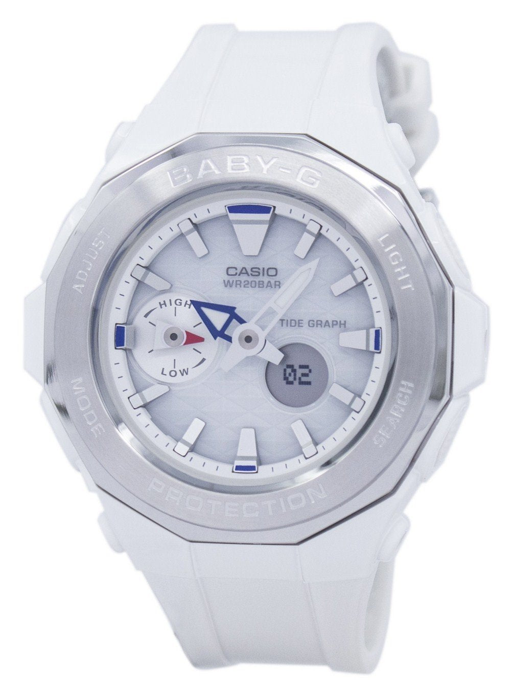 Casio Baby-G Glamping Shock Resistant Tide graph BGA-225-7A BGA225-7A Women's Watch