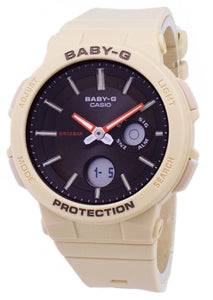 Casio Baby-G BGA-255-5A BGA255-5A Neon Illuminator Analog Digital Women's Watch