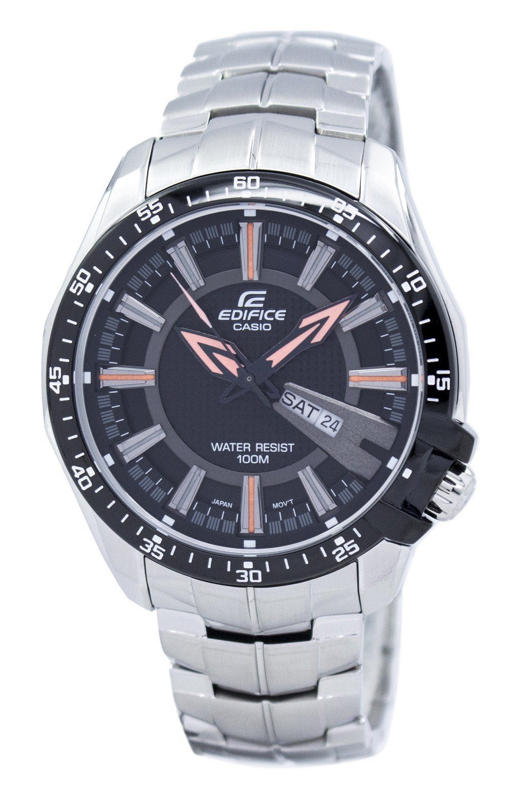 Casio Edifice Analog Multi-Color Dial EF-130D-1A5V EF130D-1A5V Men's Watch