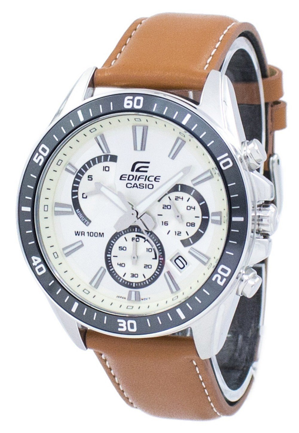 Casio Edifice Chronograph Quartz EFR-552L-7AV EFR552L-7AV Men's Watch