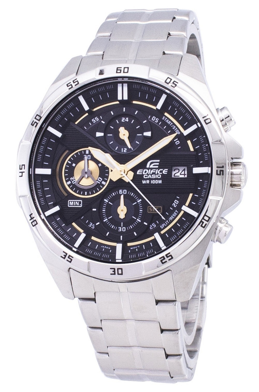 Casio Edifice Chronograph Quartz EFR-556D-1AV EFR556D-1AV Men's Watch
