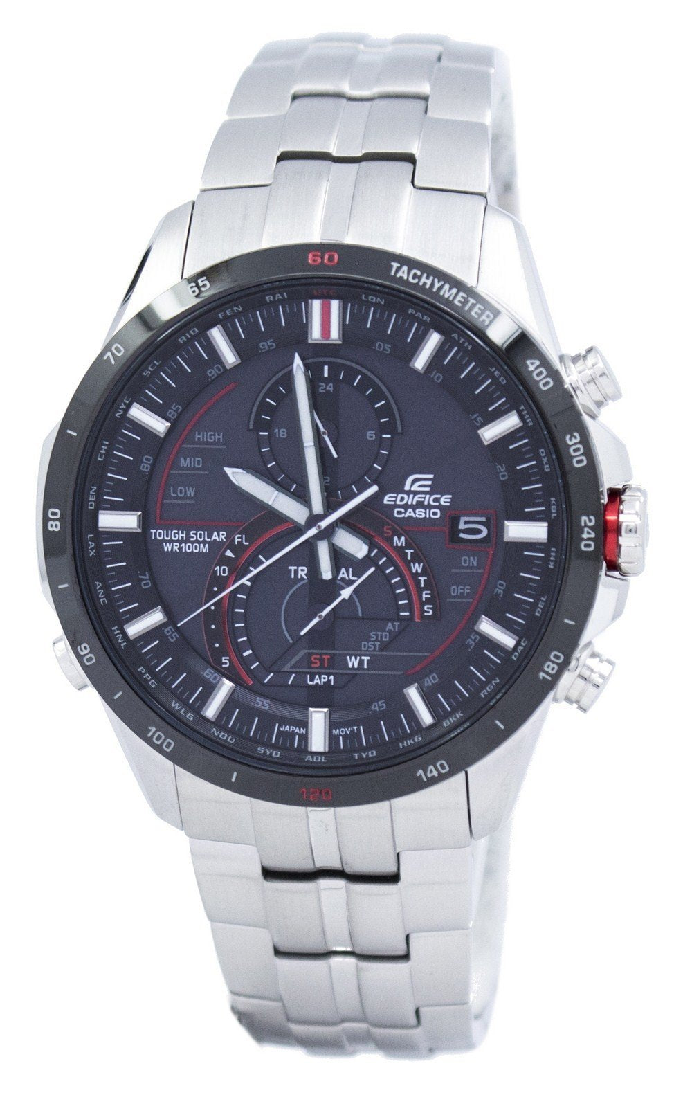 Casio Edifice Active Racing Line EQS-A500DB-1AV EQSA500DB-1AV Men's Watch