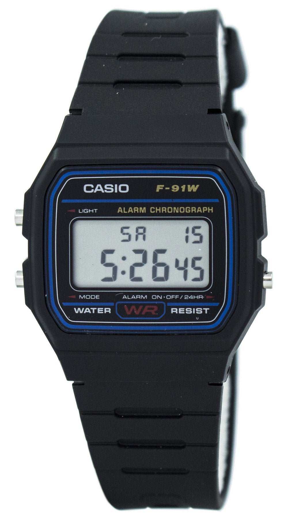 Casio Classic Sports Chronograph F-91W-1SDG F91W-1SDG Men's Watch