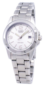Casio Analog Quartz White Dial LTP-1215A-7ADF LTP-1215A-7A Women's Watch