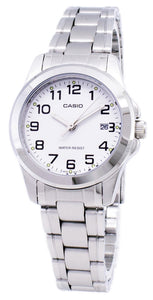 Casio Analog Quartz White Dial LTP-1215A-7B2DF LTP-1215A-7B2 Women's Watch
