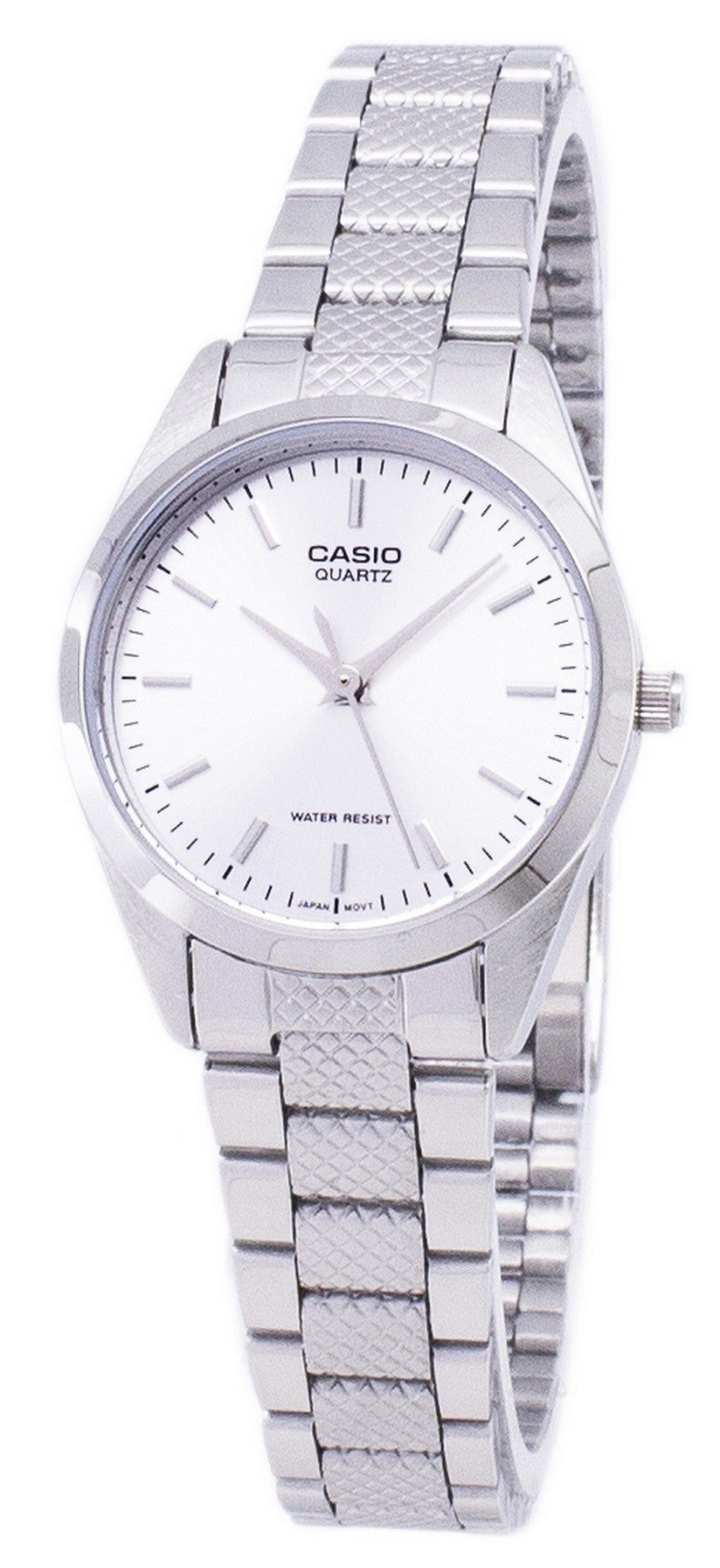 Casio Analog Quartz White Dial LTP-1274D-7ADF LTP-1274D-7A Women's Watch