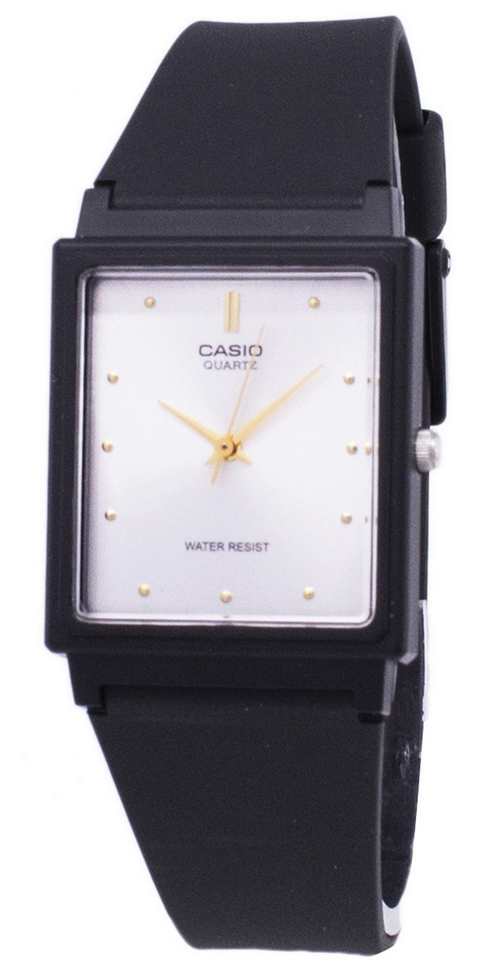 Casio Classic Quartz Analog White Dial Rectangular MQ-38-7ADF MQ-38-7A Men's Watch