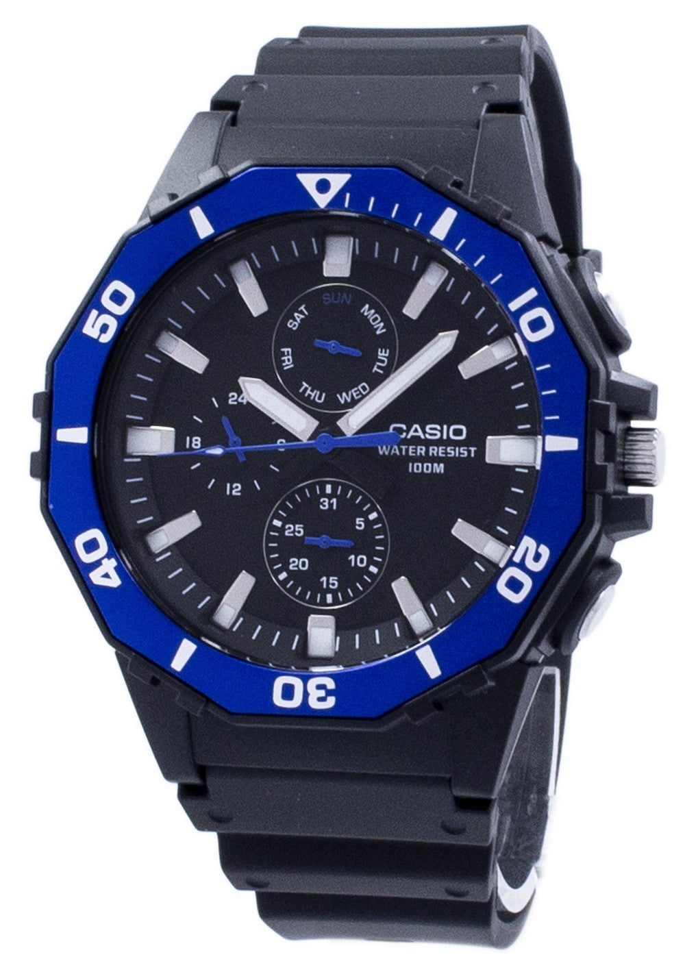 Casio Diver Analog Quartz MRW-400H-2AV MRW400H-2AV Men's Watch
