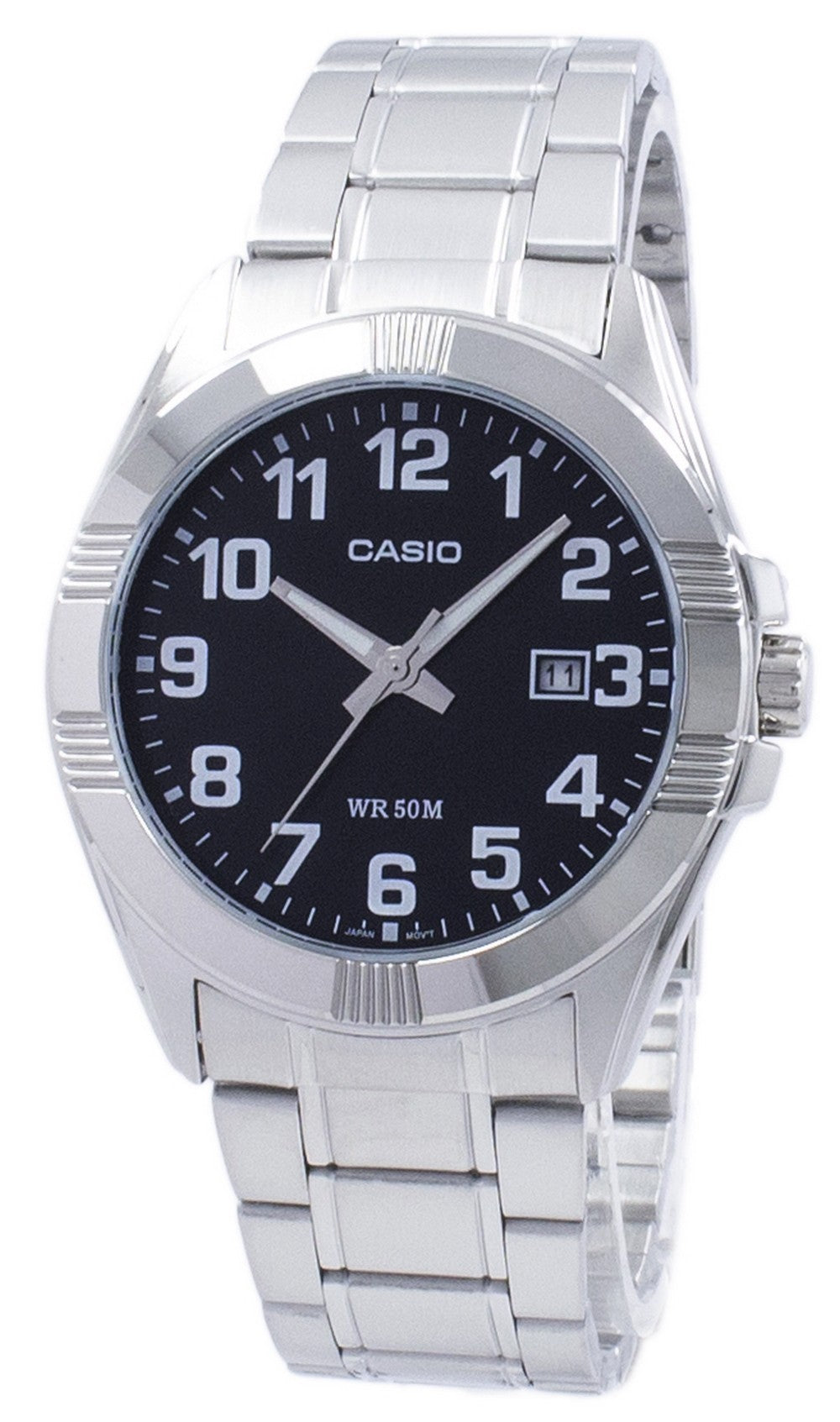 Casio Analog Quartz MTP-1308D-1BV MTP1308D-1BV Men's Watch