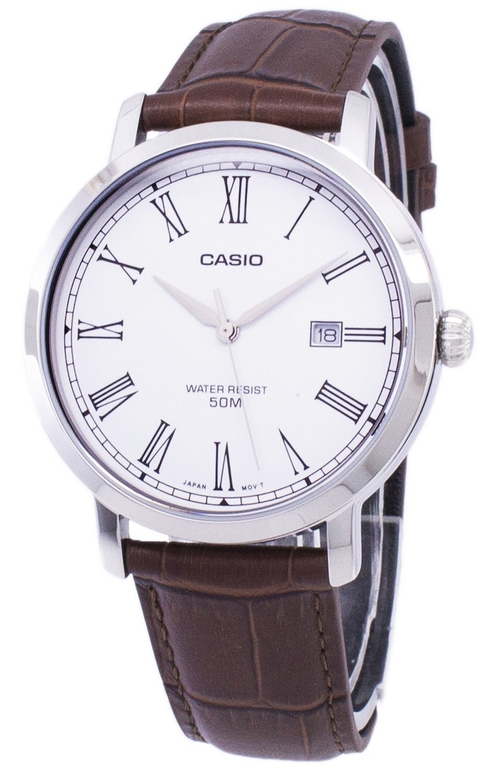 Casio Analog Quartz MTP-E149L-7BV MTPE149L-7BV Men's Watch