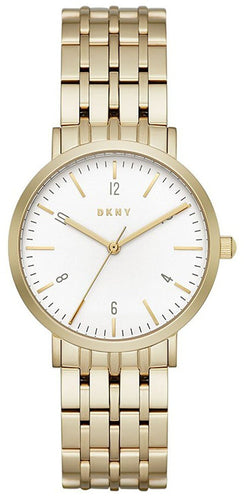 DKNY Minetta Quartz NY2503 NY-2503 Women's Watch